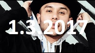 TOP 20 SINGLE CHARTS ►1. March 2017 [FullHD]