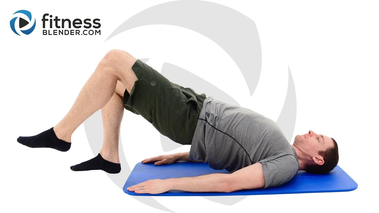 Daniel's Favorite Back Rehab and Core Conditioning Workout