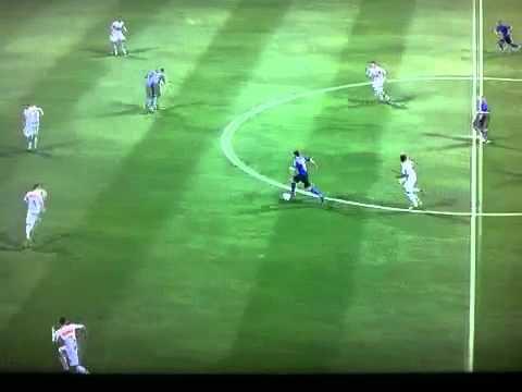 Xabi Alonso 50 yard Goal!
