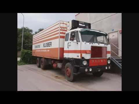 Old T.I.R Volvo F 88 and F 89 Part 4