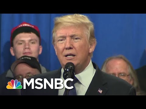 Donald Trump Wants A Military Parade Through Washington, D.C. | All In | MSNBC