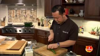 Japanese Tofu Salad: Chasing The Yum | Video | Z Living