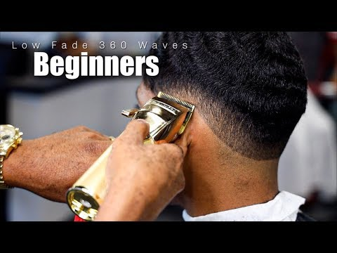 haircut-tutorial:-low-fade-on-360-waves-for-beginners