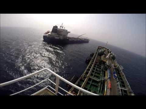 STS OPERATION @ WAF // STRATEGIC SHIPPING & CHARTERING // Capt.Cem DEMIR