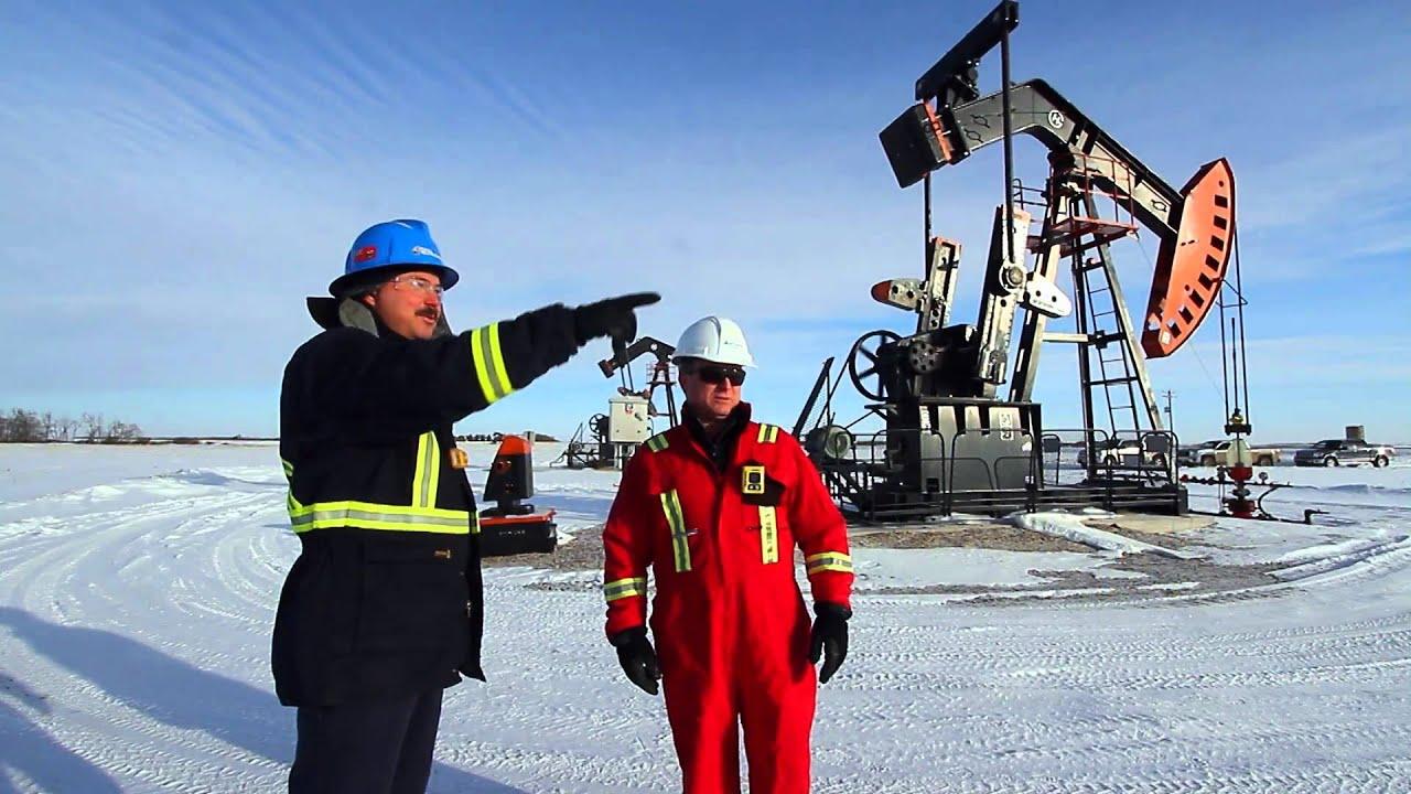 Tundra Oil And Gas Manitoba Hydro Youtube