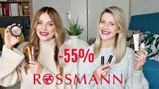 CO WARTO KUPIĆ NA PROMOCJI -55% W ROSSMANNIE? | ULUBIEŃCY Z DROGERII ROSSMANN | MarKa