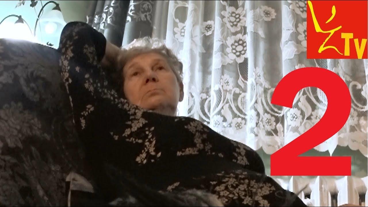 Gadam z babcią o pierdołach w Wielkanoc. Śmingus dyngus.