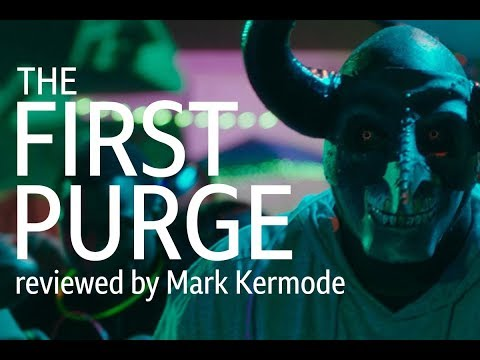 The First Purge reviewed by Mark Kermode