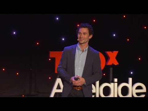 Words can change the world | Louka Parry | TEDxAdelaide