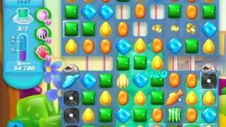 Candy Crush Soda Saga Level 1447 - NO BOOSTERS