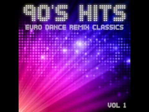 Hits de los 90 - technodance