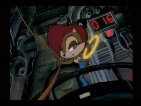 Sonic The Hedgehog (SatAM) Opening - Español Latino