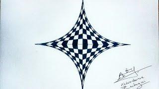 طريقة رسم أشكال هندسية رائعة Mp3
