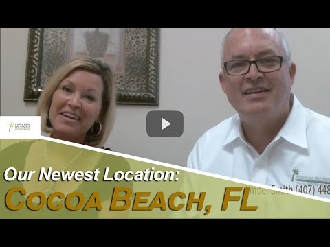 Orlando Real Estate Broker / Owner: Looking for a home in Cocoa Beach?