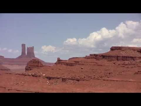 Monument Valley  Part1 John Ford Point