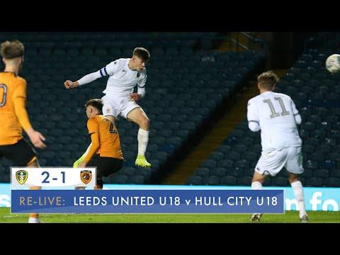 Re-live: FA Youth Cup 3rd Round: Leeds United U18 V Hull City U18