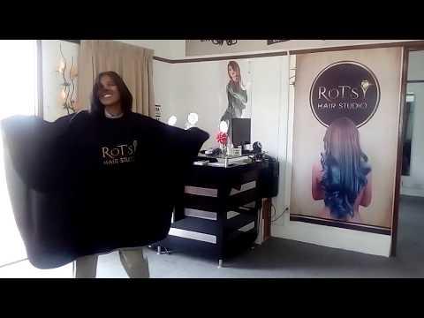 Rotsy Hair Studio...Baila Capa