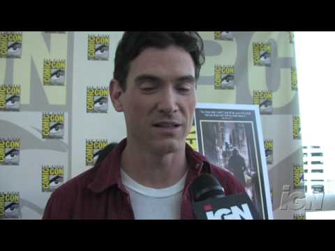 San Diego Comic Con Interview- Billy Crudup aka Dr. Manhattan