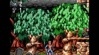 SNES Longplay [111] Jim Power: The Lost Dimension in 3D