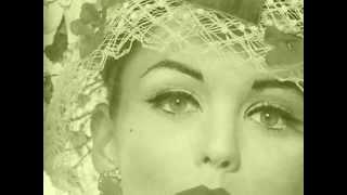 Королева красоты В.Кузьмин (мода 1950х)
