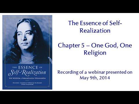 Essence of Self-Realization - Ch 7, Sin is ignorance