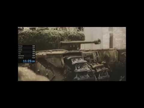 Blitzkrieg Speedrun, Allied Campaign, 11:23