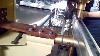 видео Машина контактной сварки МТ-1928