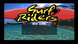 "[Ps1] Introduction du jeu ""Surf Riders"" de l"