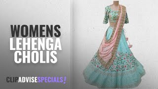 Top 10 Womens Lehenga Cholis [2018]: Surat4Fashion Women