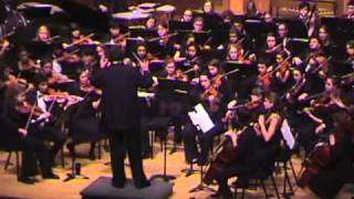"Copland, ""Four Dance Episodes"" (2 of 2 )from the ballet Rodeo Lawrence Symphony Orchestra"