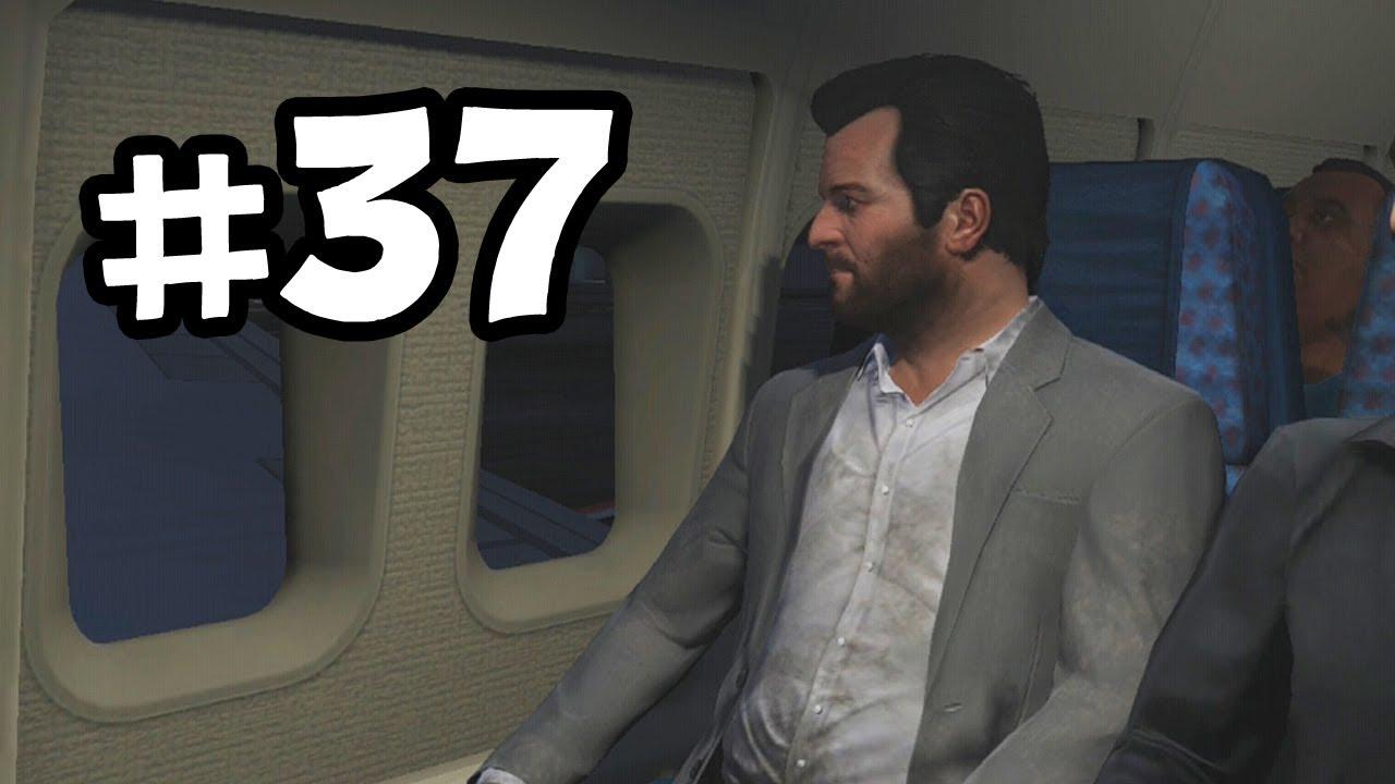Grand Theft Auto 5 Part 37 Walkthrough Gameplay - Bury the