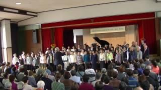 2017年3月30日 春の合唱発表会(前半) @京都市学校歴史博物館講堂 thumbnail