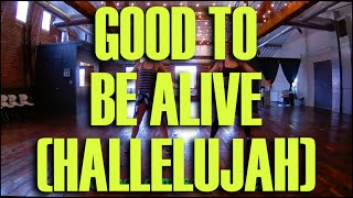 Dance Fitness with Sarah Placencia - Good To Be Alive (Hallelujah)