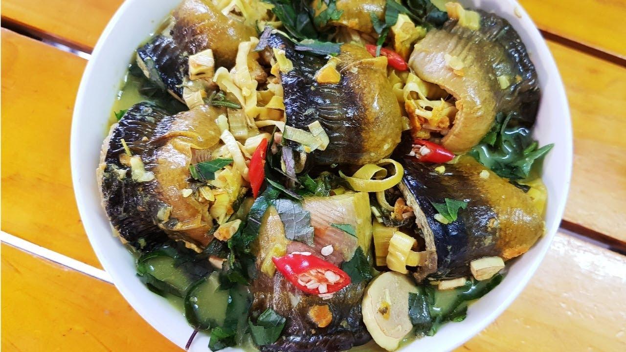 Cách làm Lươn om bắp chuối dân dã ngon tuyệt •Thanh Tâm Food