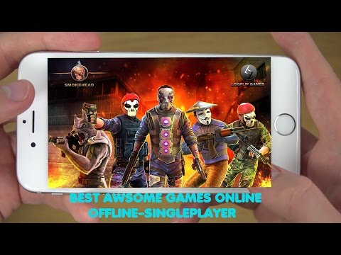 TOP 7 FREE GAMES ONLINE-OFFLINE SINGLEPLAYER ANDROID-IOS