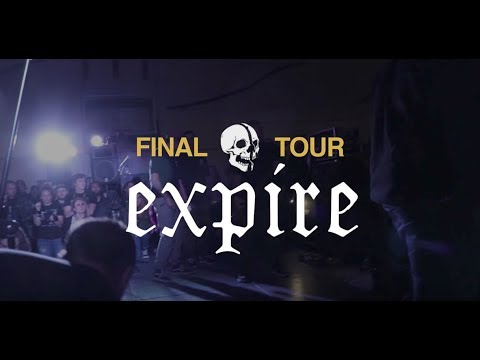 EXPIRE - FINAL SHOW - MILWAUKEE (3/11/17) (FULL SET)