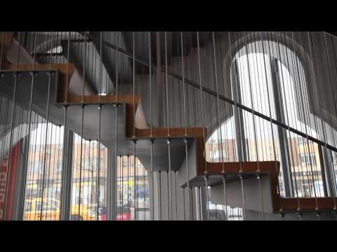 WALKING TOUR [2012.03] Museum of Arts and Design on Columbus Circle