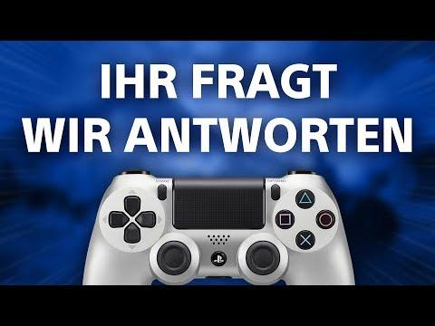 Wir beantworten eure PlayStation Fragen