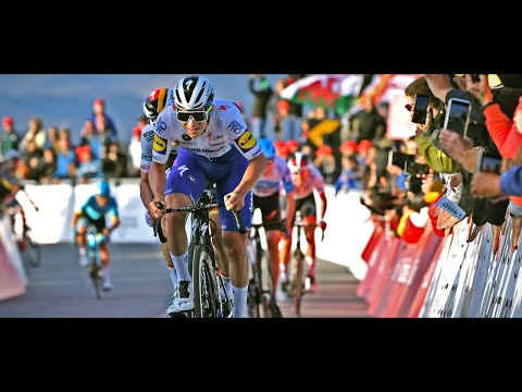 Remco Evenepoel Best Attacks I TOP 5