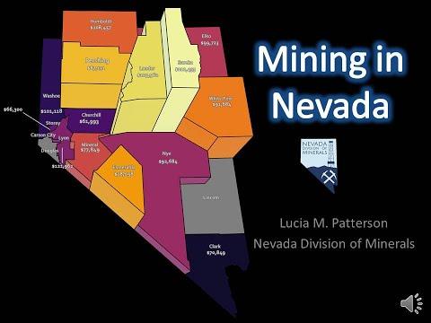 Mining In Nevada