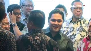 Erick Thohir: Saya Siap Dicopot dari Menteri BUMN