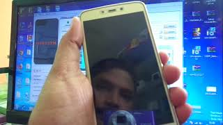 Moto c plus flashing