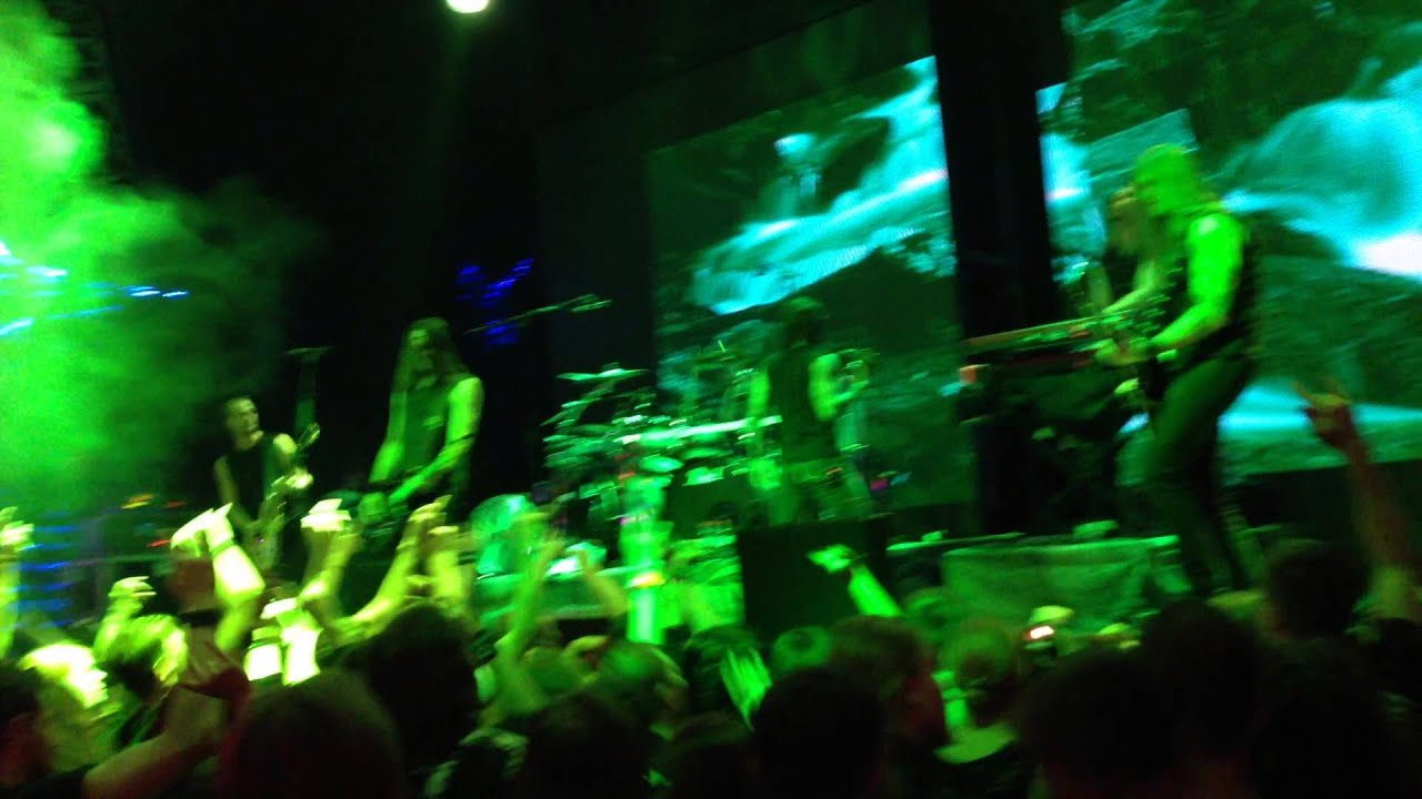 """Download Amorphis - """"Brother Moon"""" (18.10.2014 """"RED"""" Club) HD"""