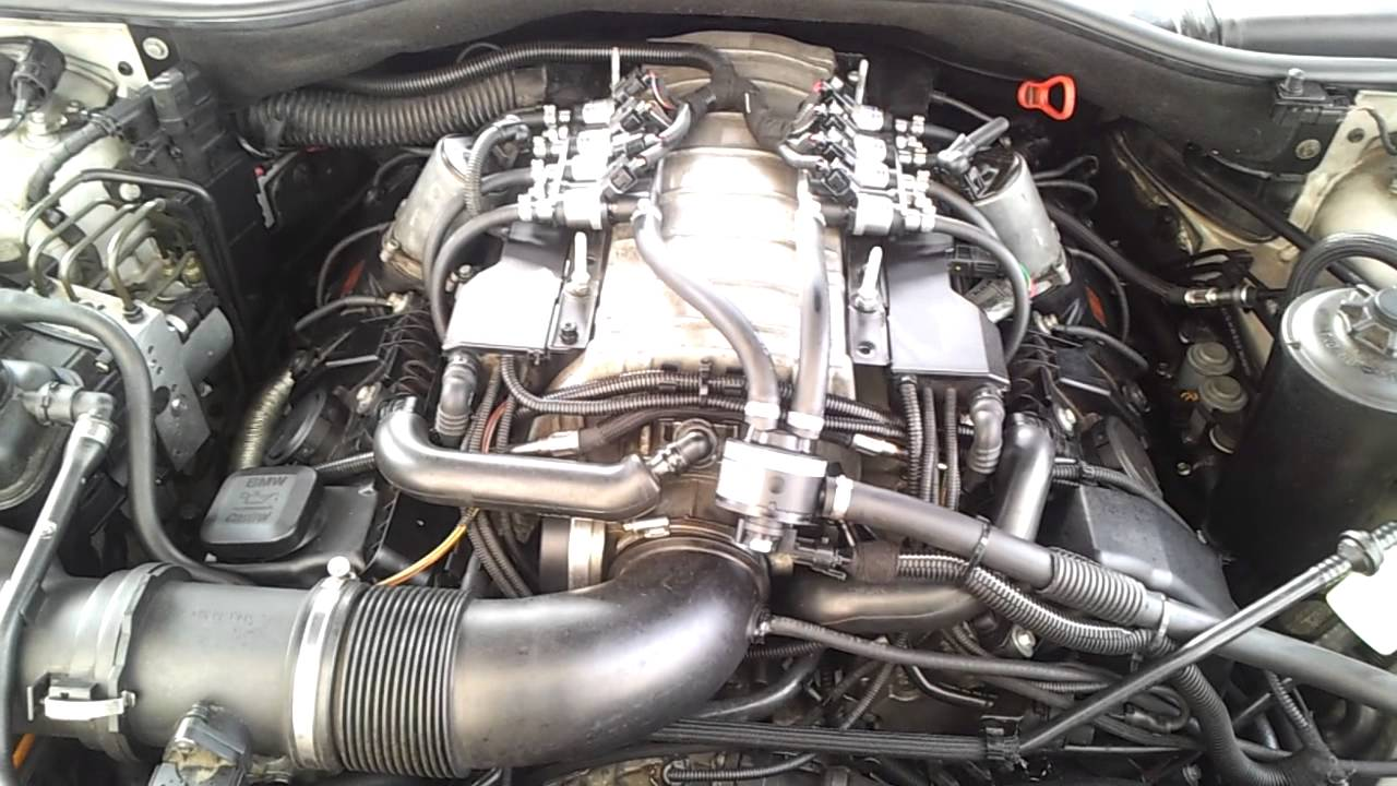 Bmw 745i E65 Motor Klackert Klopfger 228 Usche Nach Kaltstart