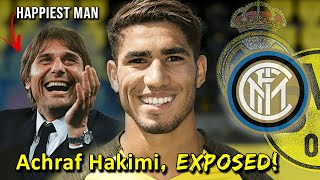 Why Hakimi Didn't Sign for Borussia Dortmund