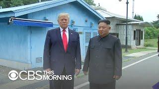 Democrats slam Trump for meeting with Kim Jong Un