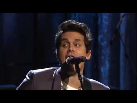 John Mayer Like A Rolling Stone Cover Of Bob Dylan At Howard Stern's Birthday Bash