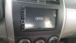 Pumpkin Android 5.1 Car Stereo 11-RQ0264E