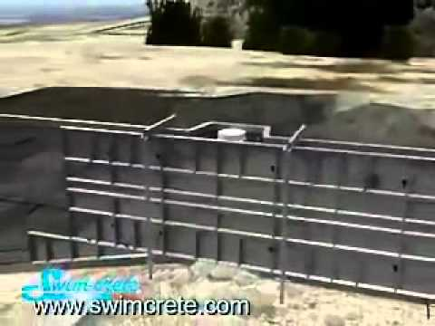 Construccion de piscinas o albercas con wtf youtube for Construccion de piscinas climatizadas