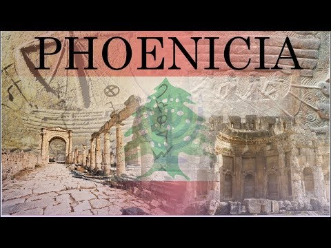 Ancient Phoenicians, Palestinians, and Aryans in History and Religion - ROBERT SEPEHR